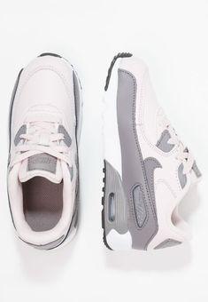Nike Sportswear AIR MAX 90 - Joggesko - barely rose/gunsmoke/white/black - Zalando.no