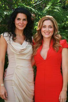 Rizzoli and Isles - Rizzoli Isles – Maura Isles – Jane Rizzoli – Sasha Alexander – Angie Harmon #Rizzles