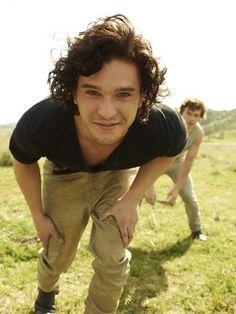 I love you, Jon Snow.   *Confidential to George RR Martin: Please, please, please don't kill him.*