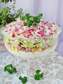 Ala piecze i gotuje: Sałatka warstwowa Guacamole, Potato Salad, Serving Bowls, Food And Drink, Potatoes, Ethnic Recipes, Tableware, Poland, Food Ideas