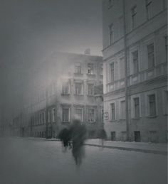 [Untitled (Dostoevsky Apartment on Kaznacheevsky Street), by Alexey Titarenko, 1995]