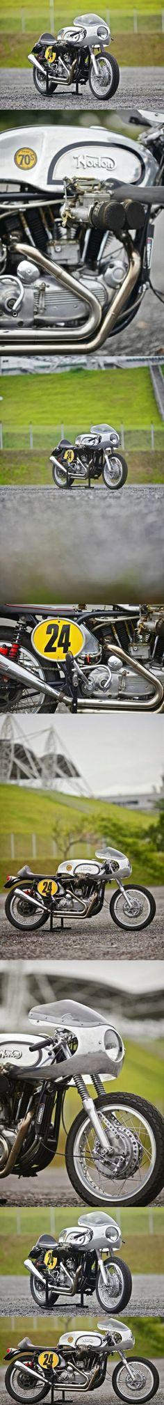 ...Sporton Norley CAFE RACER