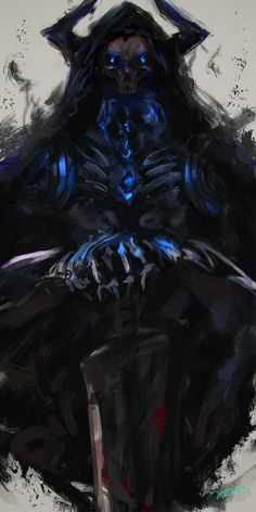 Tagged with spoopy, death incarnate, skeleton war, fate grand order, king hassan; Shared by King Hassan dump Avenger, Fate Servants, Alien Races, Demon Art, Fate Anime Series, Fate Zero, Bleach Anime, Angels And Demons, Dark Fantasy Art