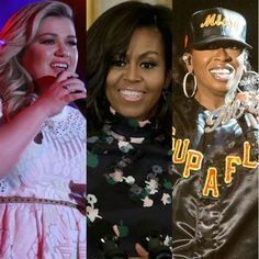Michelle Obama Teams Up With Kelly Clarkson, Missy Elliott & More On New Song 'This Is For My Girls'