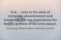 Carl Jung, Modern Man i Search of a Soul