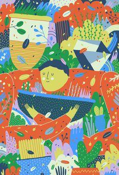 PLANT MAN - Leslie A. Wood