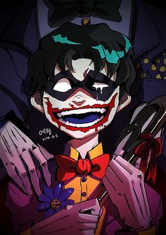 Tim Drake. I watched this when I was 10. I cried because of what Joker did to…