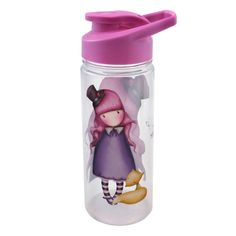 Sticla plastic apa Gorjuss Fiesta The Dreamer Red Riding Hood, Plastic, The Dreamers, Water Bottle, Ebay, Party, Alcohol, Drinking Water Bottle, Tablewares
