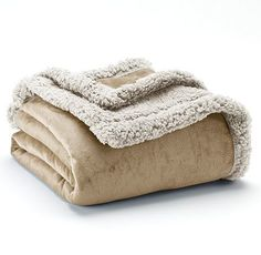 Love these Sherpa throws