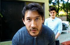 Mark and Ethan Markiplier, Pewdiepie, Mark And Ethan, Ethan Crankgameplays, Nothing Lasts Forever, Septiplier, Momento Mori, Meme Template, Under The Stars