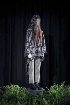 Charles Roussel Fall/Winter 2016/17 - New York Fashion Week Men's