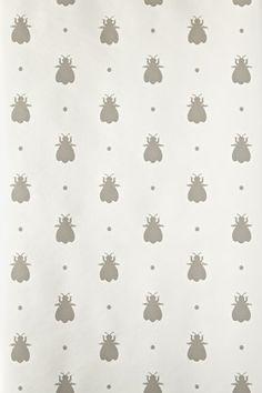 #wallpaper Farrow and Ball Bumble Bee