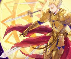 Archer Gilgamesh | Fate Series | ♤ Anime ♤