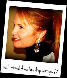 MY new FAVORITE earrings!!!  LOVE LOVE LOVE them!
