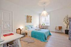 Charming and elegant Swedish flat