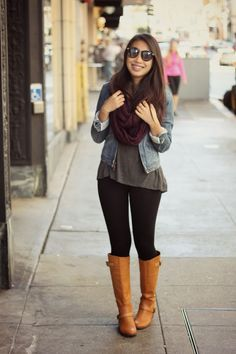 Joyful Outfits: Comfy Fall Outfit