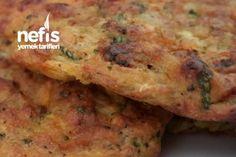 Sebzeli Fırın Mücver - Alplerin Mutfağı :) - Bernacikili - Nefis Yemek Tarifleri