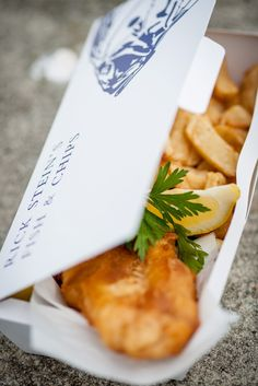 Stein's Fish & Chips - Restaurant & Takeaway in Padstow, Cornwall