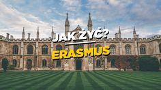 Czy myślałeś kiedyś o studiach za granicą? O poznaniu bliżej kultury innego państwa? O spędzeniu niesamowitej przygody poza granicami Polski? Jeśli interesuje Cię poznawanie nowych miejsc od podszewki i zdobywanie znajomych na całym świecie to Erasmus jest dla Ciebie!