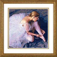 Ballerina Beauty by Dimensions - Cross Stitch Kits & Patterns