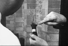 The knife used by Perry Smith to slit the throat of Herb Clutter as Clutter hung from a pipe in the basement of the Clutter house on November 1959 Non Fiction Novels, Kansas, Edward Smith, Book Presentation, In Cold Blood, Best Selling Books, Serial Killers, True Crime, Book Cover Design