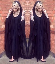 Oh My God I Died When I Saw This Shes Beautiful And Hijab And Burka❤️