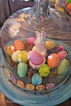 Easter centerpiece!