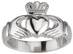 Clad wedding rings - give your heart freely