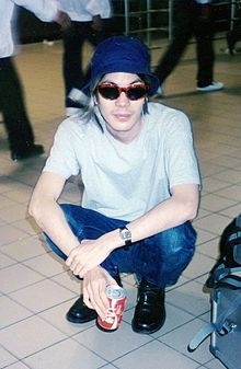 James Iha - cofounder and guitarist of rock band, The Smashing Pumpkins. Born in Chicago, Illinois.