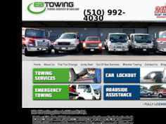 New listing in Towing Companies added to CMac.ws. EB Towing in Oakland CA in Oakland, CA - http://towing-companies.cmac.ws/eb-towing-in-oakland-ca/35757/