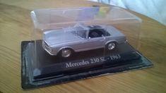 Mercedes 230 SL 1963 Mercedes 230, Life
