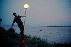 Alex Webb SURINAME. Paramaribo. 2005. Dusk.