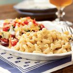Creamy Stove-Top Macaroni and Cheese Recipe | MyRecipes.com