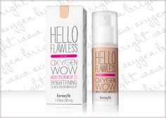 Hello Flawless Oxygen Wow by Benefit Cosmetics