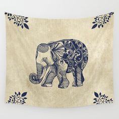 just a simple natural elephant pillow looks great anywhere