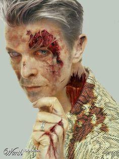 #Zombie #Bowie