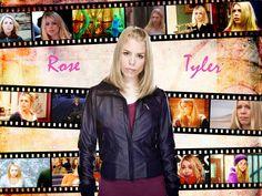 Rose Tyler Wallpaper by davids-little-star.deviantart.com on @deviantART Ninth Doctor, Doctor In, Dr Who Rose, Doctor Who Companions, Hello Sweetie, Billie Piper, Rose Tyler, Little Star, Tv Shows