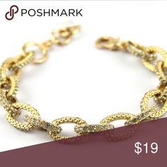 ^^^TRENDY^^^❤️️Fashion Bracelet Fashion Bracelets, Rhinestone Micro Pave Link #fashion #sale Jewelry Bracelets