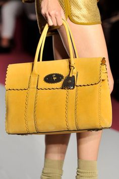 Mulberry Spring 2012 - Details