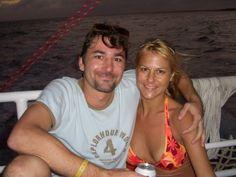 on a Catamaran in the Mayan Riviera Beach Holiday, Catamaran, Family Travel, Bikinis, Swimwear, Sun, Family Trips, Bathing Suits, Swimsuits
