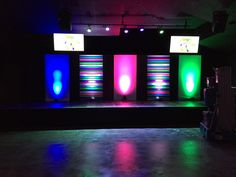 Portable Lines | Church Stage Design Ideas... - a grouped images ...