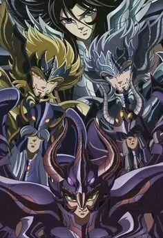 Hades Saint Seiya