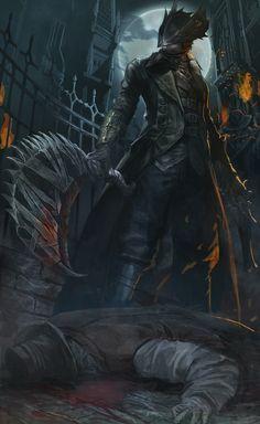 Bloodborne Art, Fantasy, Soul Saga, Dark Souls, Pics, Dark Ages, Art, Kawaii Anime, Dark