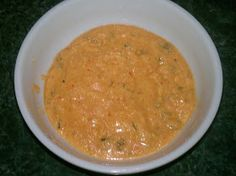 Taco Bell®'s Baja Sauce, also known as Creamy Pepper Jack Sauce, is used in a number of their food products. It's pretty tasty, so why not ...