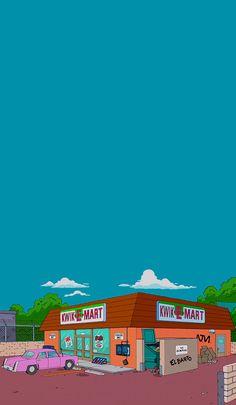 Simpson Wallpaper Iphone, Phone Screen Wallpaper, Cartoon Wallpaper Iphone, Mood Wallpaper, Iphone Background Wallpaper, Scenery Wallpaper, Kawaii Wallpaper, Aesthetic Iphone Wallpaper, Aesthetic Wallpapers