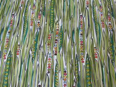 Green Bean Fabric by Alexander Henry - pea like!