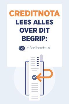 Mijn klant vraagt om een creditnota... Help! Geen zorgen, het is echt niet zo ingewikkeld. Wat een creditnota ook alweer is en hoe je deze eenvoudig maakt in e-Boekhouden.nl, leggen we je uit in dit artikel: