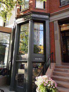 Marc Jacobs ~ NYC