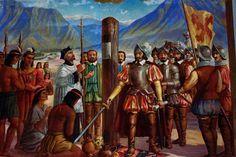 Juan Ramírez de Velasco 03 (fundación de la ciudad de La Rioja, Argentina, el 20 de mayo de 1591)