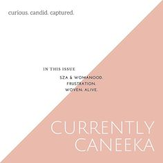 #CurrentlyCaneeka: I feel like I've cried the entire month of August. From turmoil in the streets frustration with the response to convicting revelation a love overflowing loss love and learning to listen to the spirit. || I have cried tears of anger joy sadness and just plain tired tears this month. I started this newsletter because I found that at the end of each month what felt like a month I would never make it through ended up leaving me wiser and stronger and free. So I decided to…